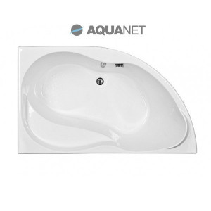 Aquanet Graciosa 00205389 ванна без гидромассажа, 150 см х 90 см, правая